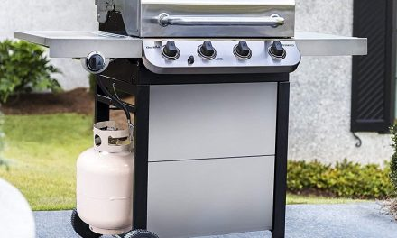 Best 4-Burner Gas Grills