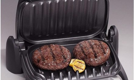 Do You Have to Flip Burgers on a George Foreman Grill?