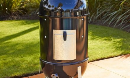 Weber Smokey Mountain Mods
