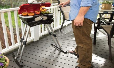 Best Grill for a Small Patio
